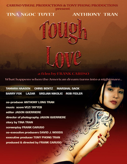 Tough Love film poster